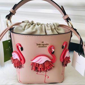 ⬇️ PRICE DROPPED! Kate spade flamingo pippa vellum